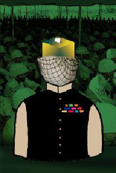Abro's Political Art at Flickr.com
