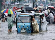 Balochistan cyclone and floods
