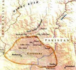AncientGandhara Hellenistic and Parthian Gandhara