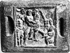 HeracleswithNemeanLioninwrestlin 1 Hellenistic and Parthian Gandhara