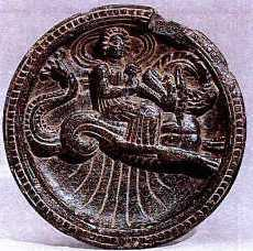 SchistDishesdepictingApolloDephneHe Hellenistic and Parthian Gandhara