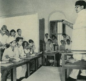Co-education, Life Magazine, Jan 1948, Pakistan