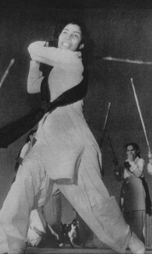 Zeenat Haroon, Life Magazine, Jan 1948, Pakistan