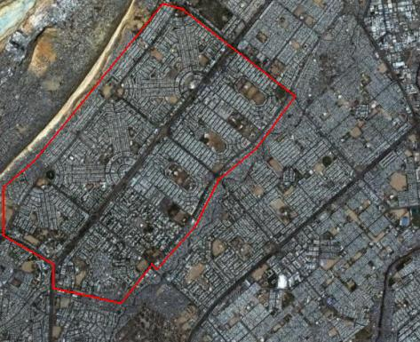 North Nazimabad, Karachi Town Planning