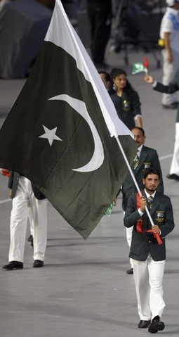 Pakistan olympics 2008 china