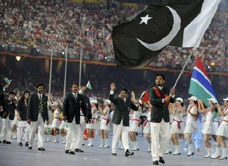Pakistan Olympics Beijing China 2008
