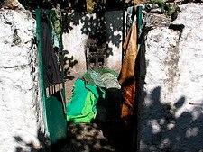 Zinda Pir, Saidpur