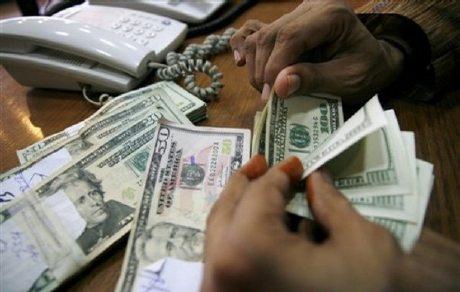 Pakistan Rupee v U.S. Dollar
