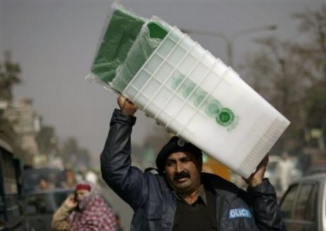 Pakistan Elections 2008