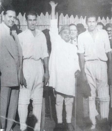 Fazal Mahmood: The Blue Eyed Boy of Pakistan Cricket | ALL THINGS