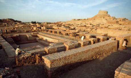 Moenjodaro, Sindh, Pakistan - Indus Civilization
