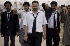 Lawyers long march in Pakistan
