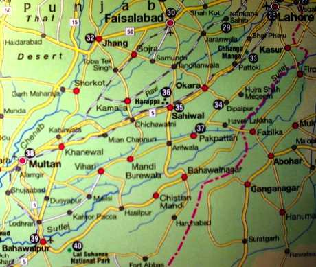 Traveling on N5 - Part III | ALL THINGS PAKISTAN : ALL