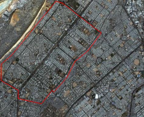 North Nazimabad, Karachi Town Planning