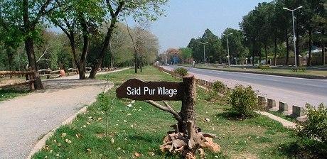 Saidpur, Islamabad