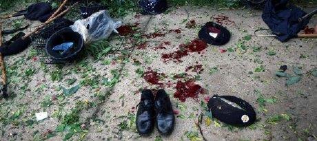 Bomb blasts in Islamabad