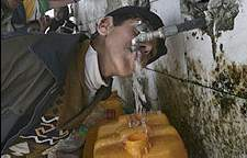 Pakistan's water crisis