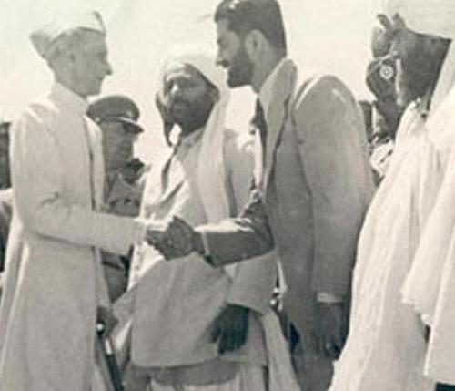 Jinnah and Akbar Bugti