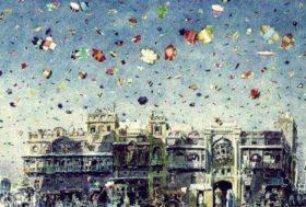 Lahore Basant Kites